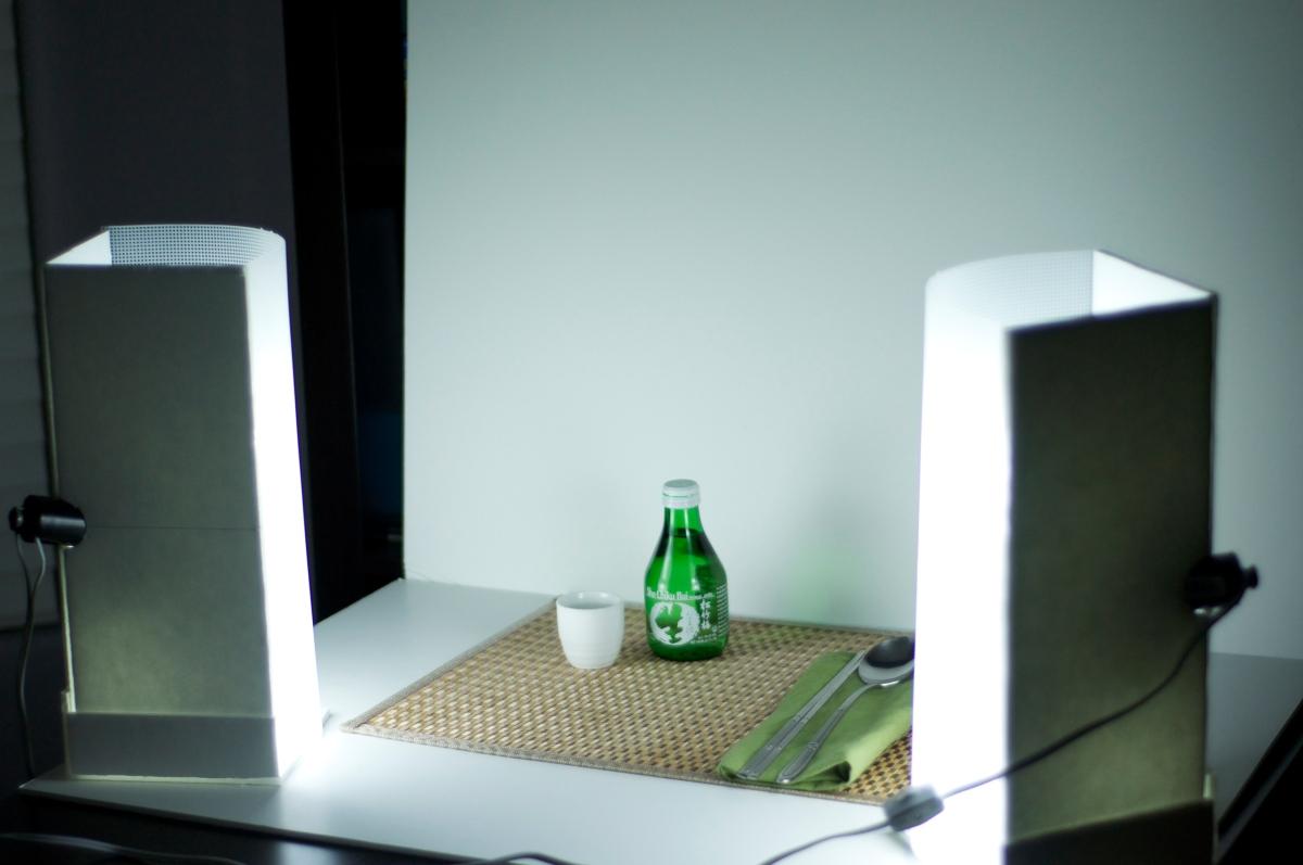 DIY Lowel Ego Look-A-Like Lights