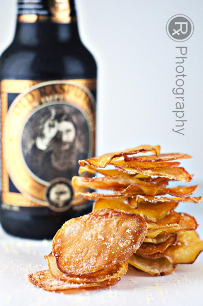 ovenfried_truffle_potato_chips_logo